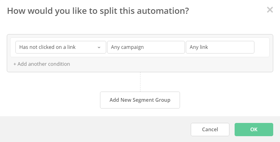 ActiveCampaign Drip-Campaign If/Then Statements