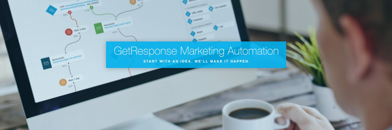 GetResponse Email Marketing / Marketing Automation